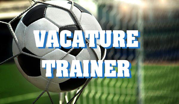 Gezocht: voetbaltrainer/-trainster damesteam 30