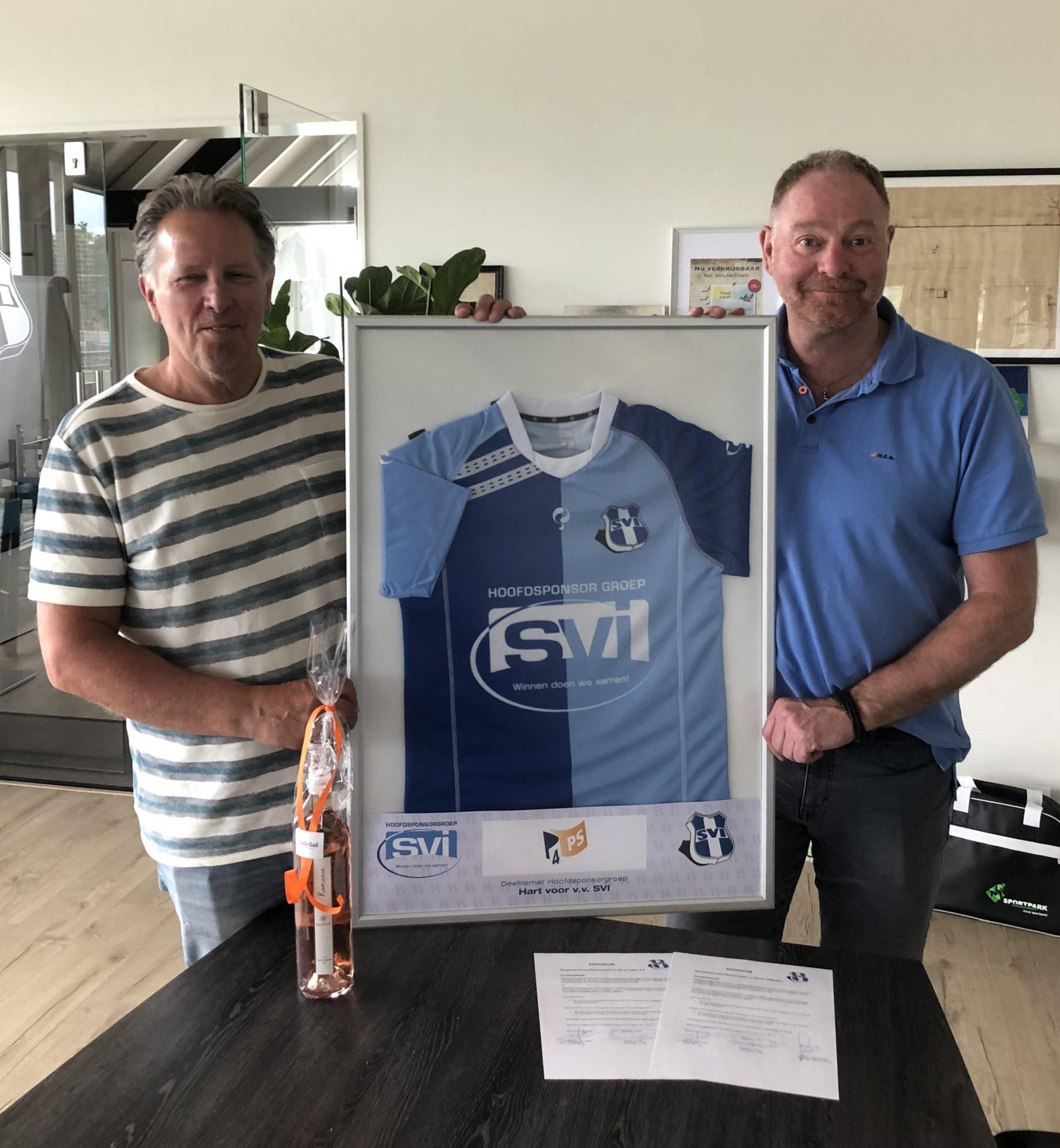 Partner 4PS verlengt contract Hoofdsponsorgroep met één seizoen