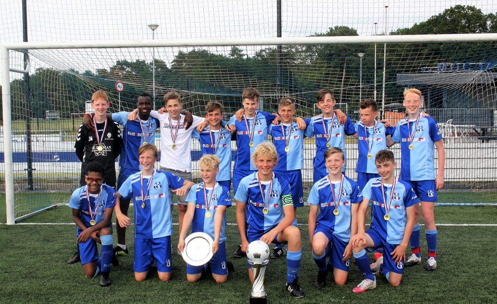 SVI 014-1 Nederlands Kampioen!